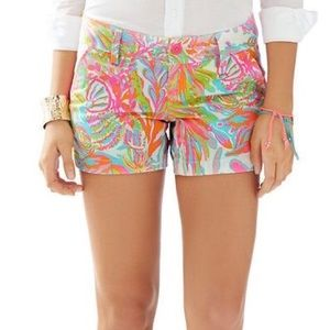 Lilly Pulitzer • Callahan Scuba to Cuba Shorts